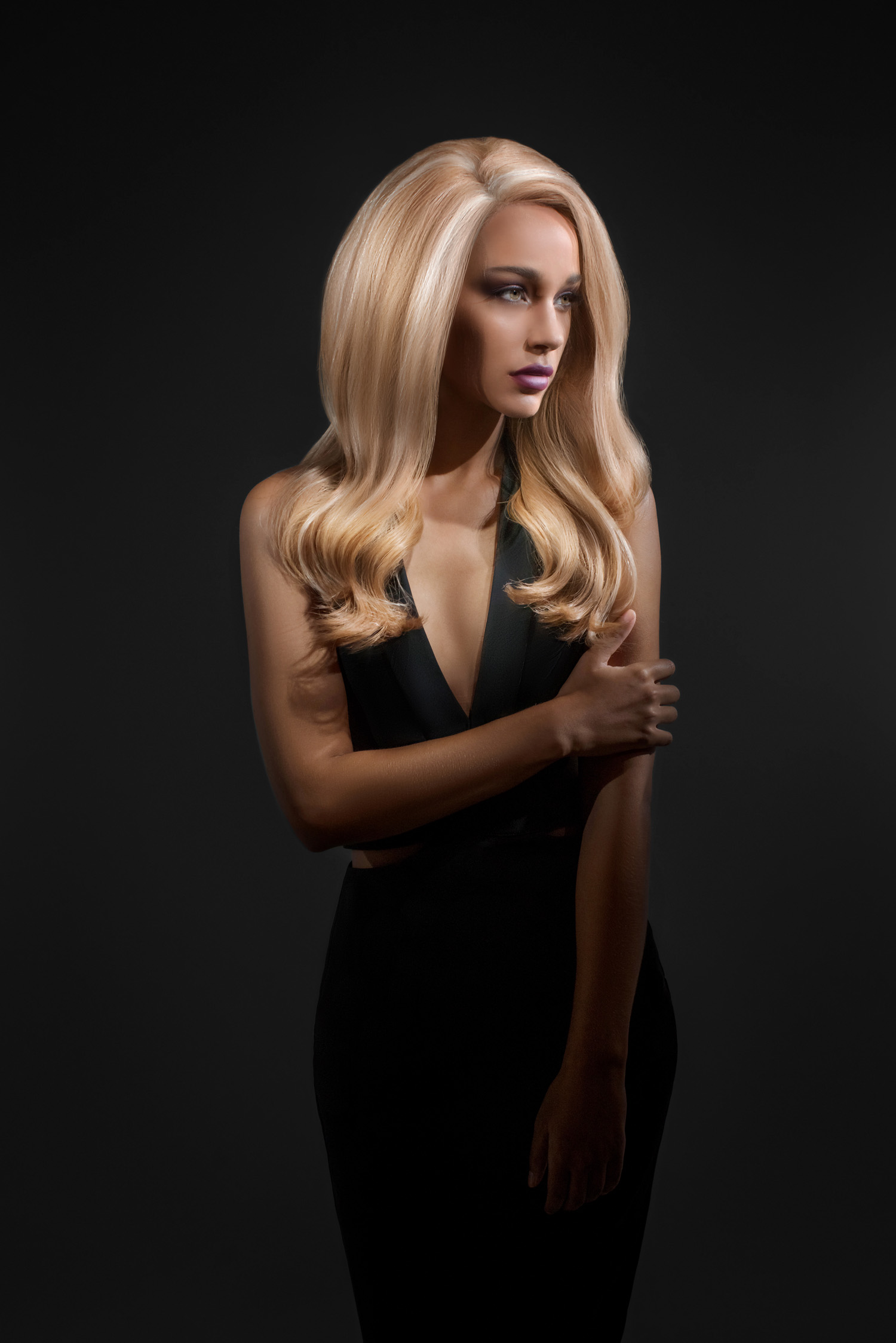 Sogo Full Lace Wig with a 360 Frontal Hair Lace Real Human Hair Wigs in the UK